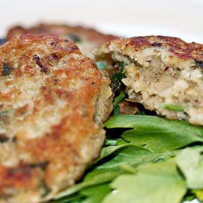Red Lentil Patties