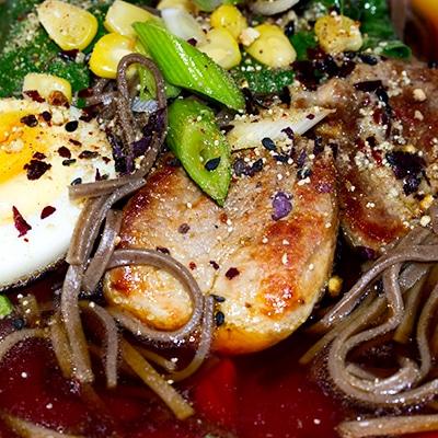 Edo Pork Noodle Soup
