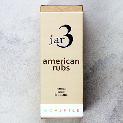 three jar american rubs