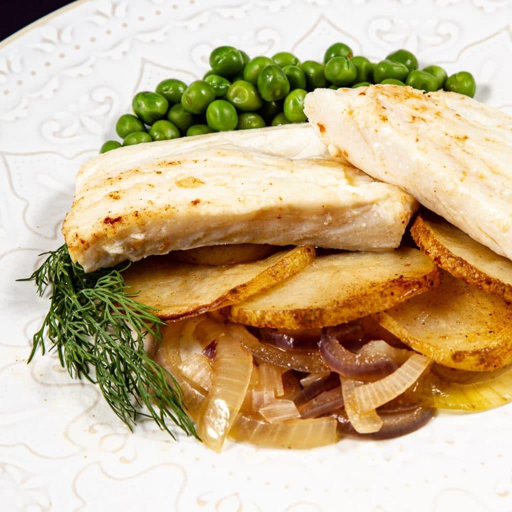 fish boulangere