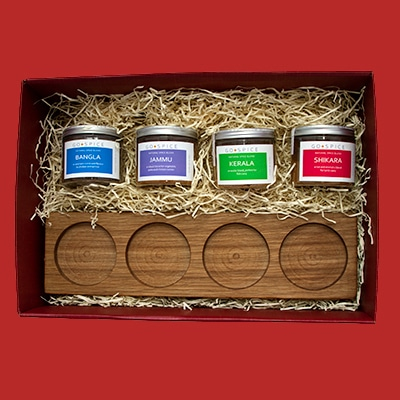South Asia Gift Box