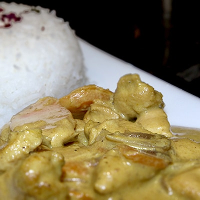 kiso japanese chicken curry