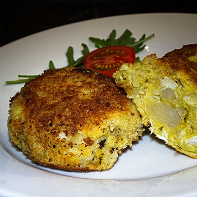 Middle Eastern Fish Cakes