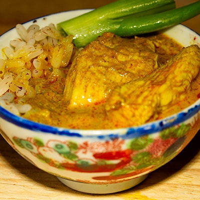 sukhothai chicken curry